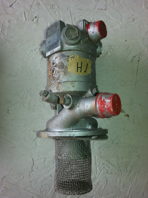 Fuel Booster Pumps