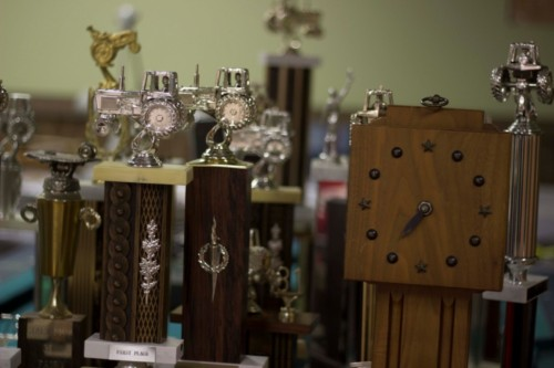 The 'Last Stand' Trophy Collection